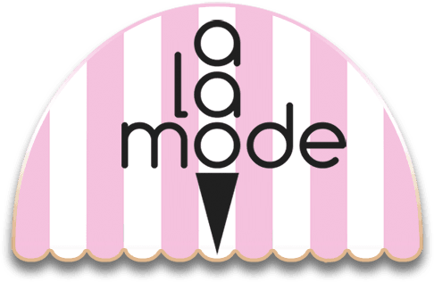 A La Mode Shoppe logo