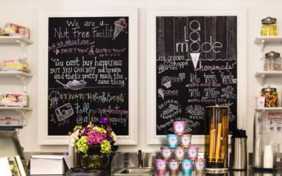 Just Opened: A Nut-Free Spot for Ice Cream