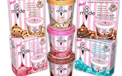 A La Mode Introduces Premium, Allergy-Friendly Ice Cream