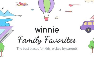 Vote for A La Mode Shoppe on Winnies Family Favorites!
